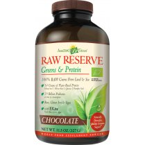 Raw Reserve Greens & Protein Chocolate 327g