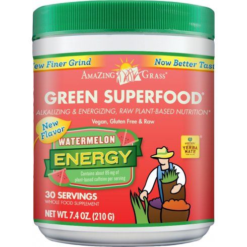 Amazing Grass Watermelon Green Super Food 240g
