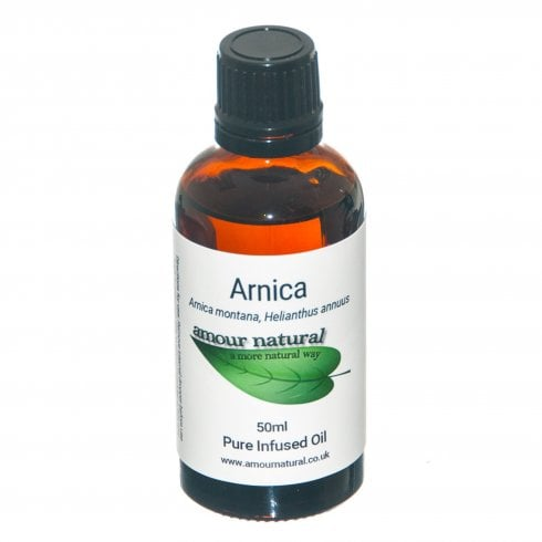 Amour Natural Arnica Infused Oil 50ml