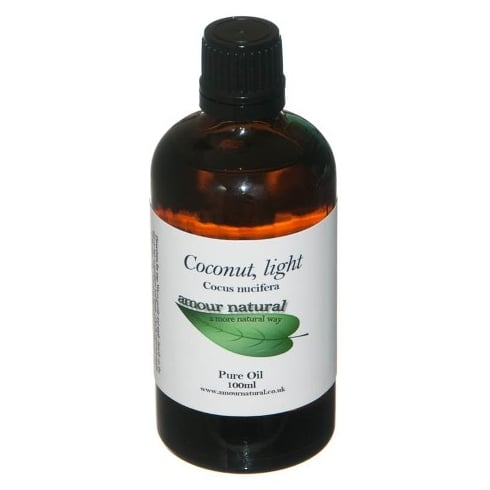 Amour Natural Coconut Oil Light 100ml