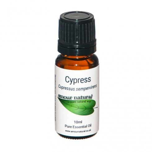 Amour Natural Cypress Pure Essential Oil 10ml