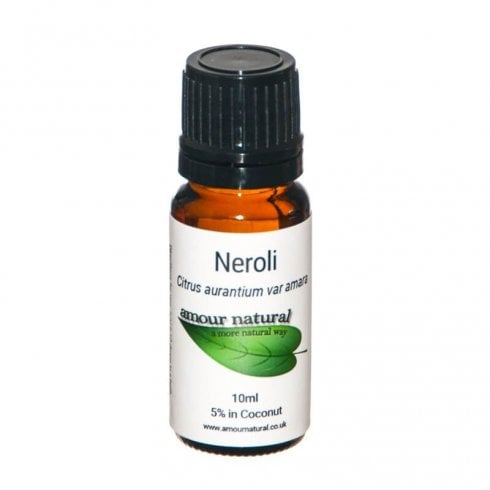 Amour Natural Neroli Absolute 5% dilute 10ml