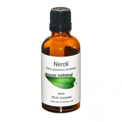 Amour Natural Neroli Absolute 5% dilute 50ml