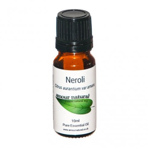 Amour Natural Neroli Absolute Pure Essential oil 10ml