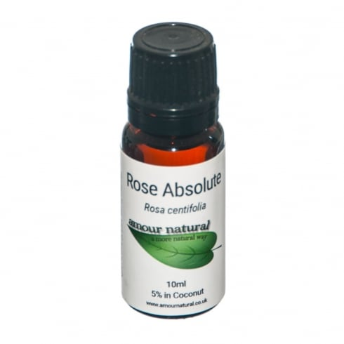 Amour Natural Rose Absolute oil 5% 10ml