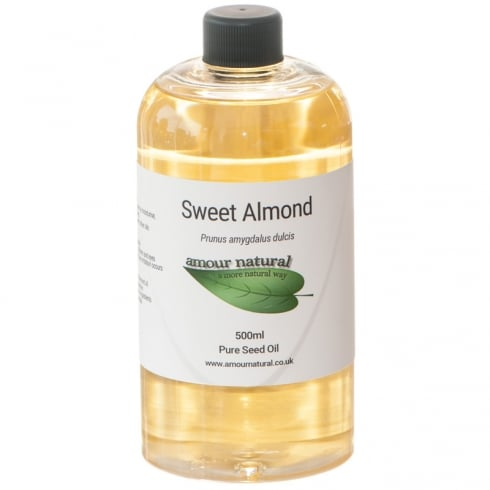 Amour Natural Sweet Almond Oil 500ml