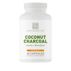 Amy Myers MD Coconut Charcoal - 60 Capsules