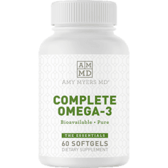 Amy Myers MD Complete Omega-3 - 60 Softgels