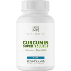 Amy Myers MD Curcumin Super Soluble - 60 Capsules