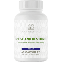 Amy Myers MD Rest and Restore - 60 Capsules