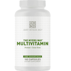 Amy Myers MD The Myers Way Multivitamin - 180 Capsules