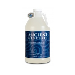 Ancient Minerals Magnesium Oil Jug 64oz / 1.894 litre