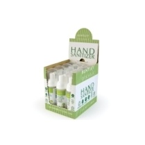 Antibacterial Hand Sanitizer with Organic Aloe Vera 50ml