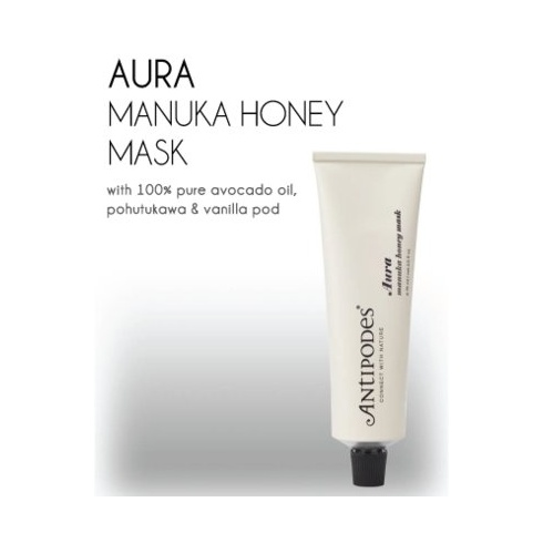 Antipodes Aura Manuka Honey Mask 75ml
