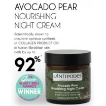 Avocado Pear Night Cream 60ml