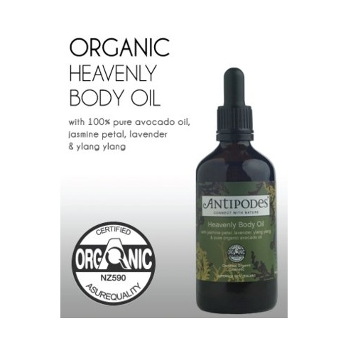 Antipodes Heavenly Body Oil 100ml