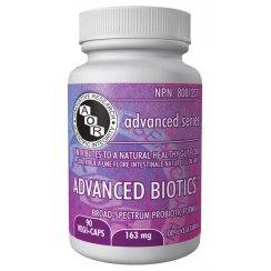Advanced Biotics - 184mg - 90 vegi-caps