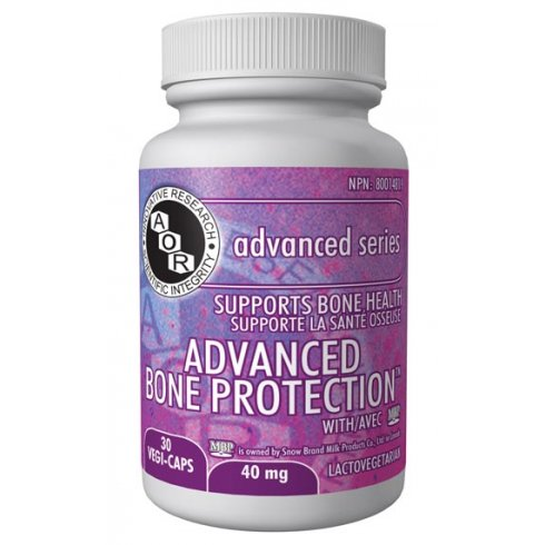 AOR Advanced Bone Protection - 40mg - 30 vegi-caps