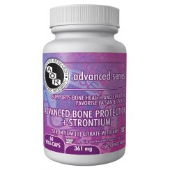 Advanced Bone Protection + Strontium - 361mg - 60 vegi-caps
