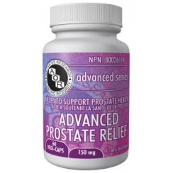 Advanced Prostate Relief - 150mg - 60 vegi-caps