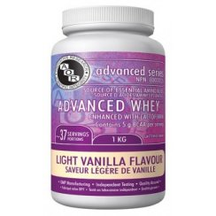 Advanced Whey Unflavoured - 1kg tub