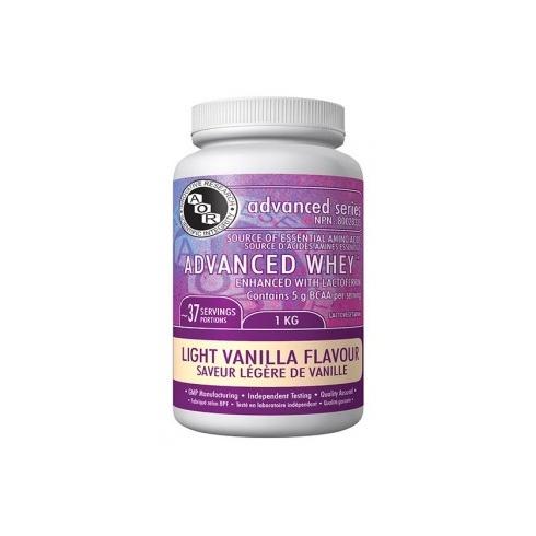 AOR Advanced Whey Vanilla - 500g tub