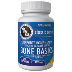 Bone Basics - 399mg - 240 capsules