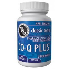 Co-Q Plus - 100mg - 60 softgels