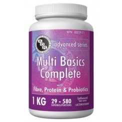 Multi Basics Complete - 1kg - 29-580 Servings