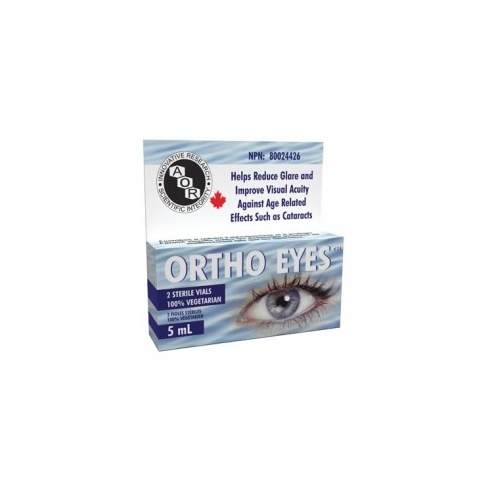 AOR Ortho Eyes - 5ml - 2 Sterile Vials