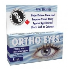 Ortho Eyes - 5ml - 2 Sterile Vials