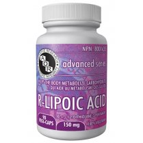 R-Lipoic Acid - 150mg - 90 vegi-caps