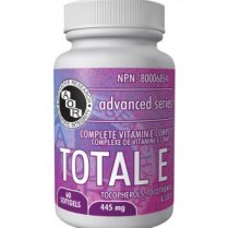 Total E - 445mg - 60 softgels
