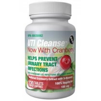 UTI Cleanse - 100mg - 120 tablets