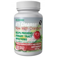 UTI Cleanse - 100mg - 60 tablets