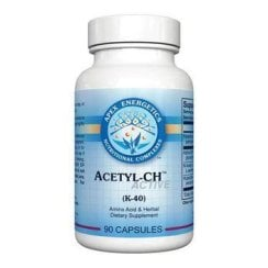 Acetyl CH Active (K40) - 90 Capsules