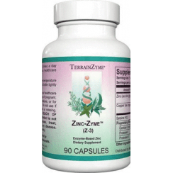 Zinc Zyme (Z03) - 90 Capsules Currently Unavailable