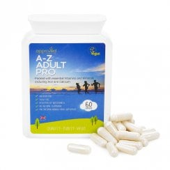 A-Z Adult Pro Vegan Multivitamin 60's