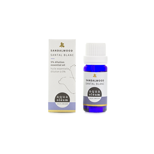 Aqua Oleum Sandalwood New Caledonia 5% 10ml