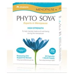 Phyto Soya High Strength 35mg 60 Caps