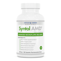 Syntol AMD - 180 Capsules