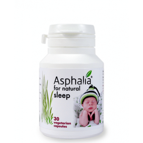 Asphalia For Natural Sleep 30's