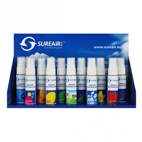 SureAir Atomizer Spray - Peppermint 30ml