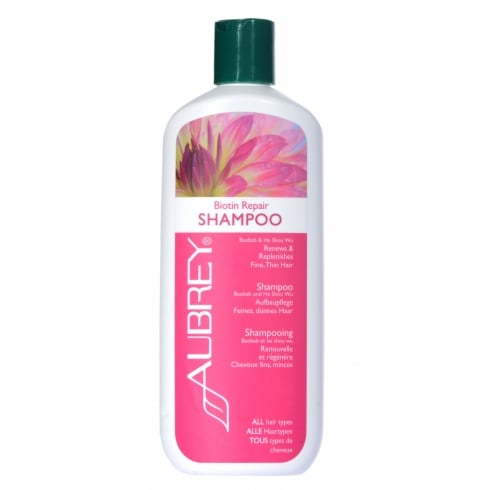 Aubrey Organics Biotin Repair Shampoo 325ml (LAST FEW IN STOCK)
