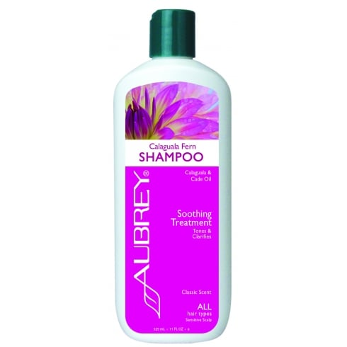 Aubrey Organics Calaguala Fern Treatment Shampoo 325ml