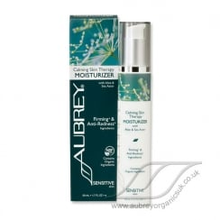 Calming Skin Therapy Moisturiser 50ml (with Aloe & Sea Aster)