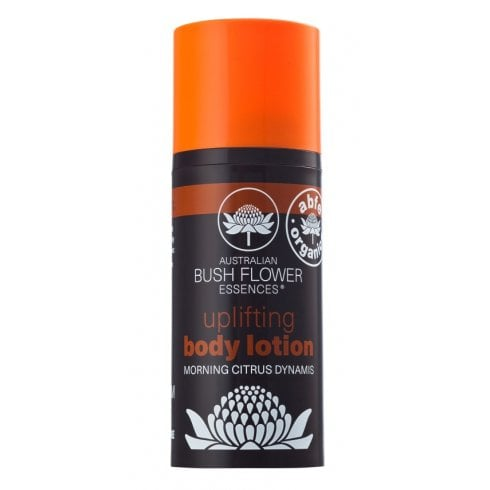Australian Bush Flower Essences Uplifting Body Lotion Morning Citrus Dynamis  100ml