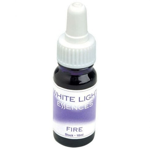 Australian Bush Flower Essences White Light Essences FIRE 10ml