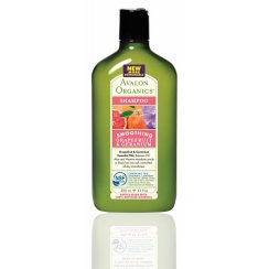 Grapefruit & Geranium Smoothing Shampoo 325ml