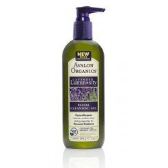 Lavender Facial Cleansing Gel 200ml